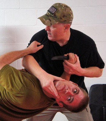 Street Edge Krav Maga Training In Ballina